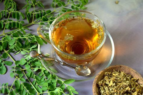 Moringa Tea Uses